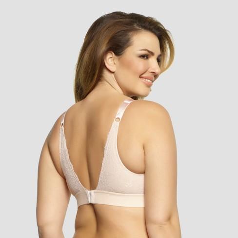 dc9fef401e422 Paramour® Women s Ariel Wirefree Bra - Buff Beige 38DD   Target