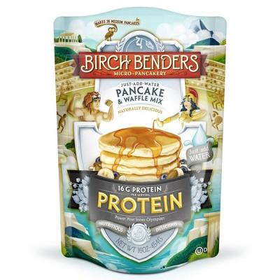 Baking Mixes: Birch Benders Protein Pancake & Waffle Mix