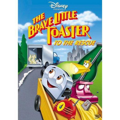 The Brave Little Toaster To The Rescue (DVD) - image 1 of 1