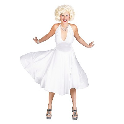 Adult Marilyn Monroe Deluxe Halloween Costume