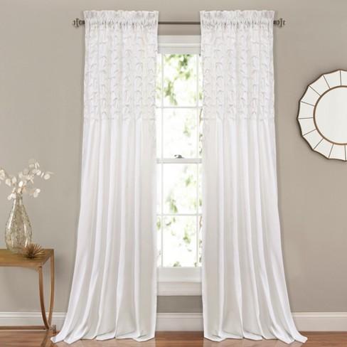 "Bayview Window Curtain Set (84""x54"") - Lush Dcor - image 1 of 3"