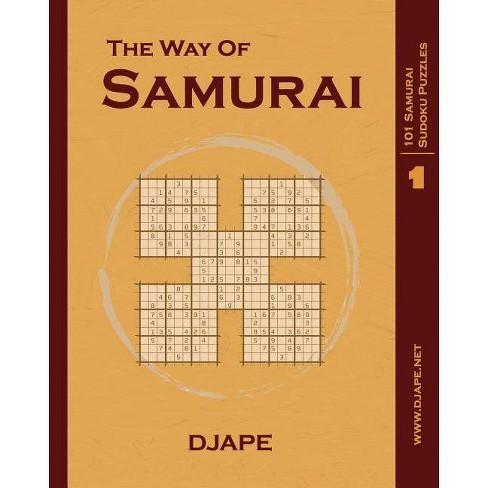 The Way of Samurai - by Dj Ape (Paperback)
