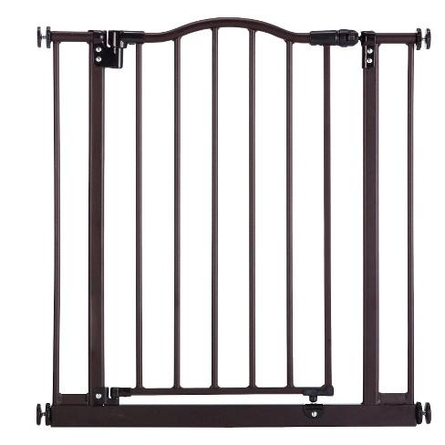 North States Mydog Windsor Arch Dog Gate 28 5 H Brown Target