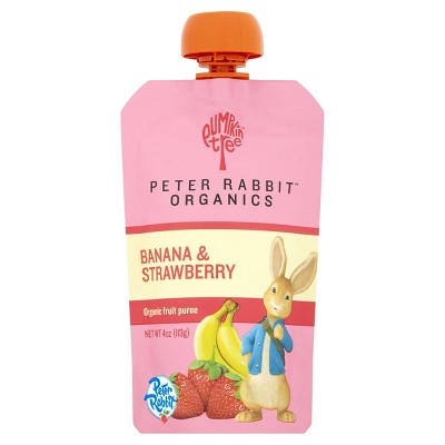 Baby Food: Peter Rabbit Organics