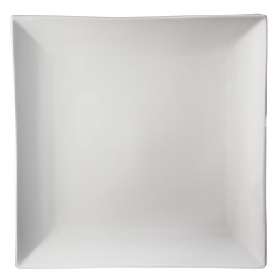 Coupe Square Serving Platter