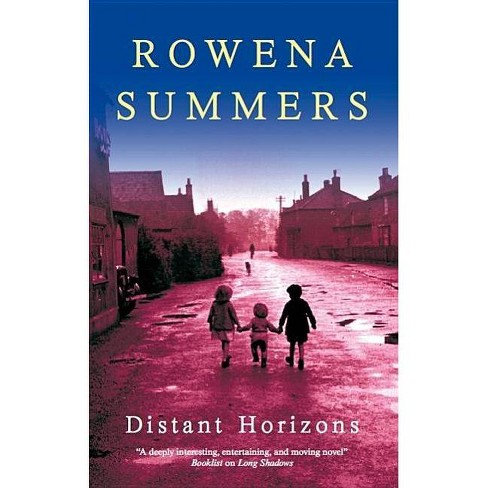Distant Horizons - by  Rowena Summers (Hardcover) - image 1 of 1