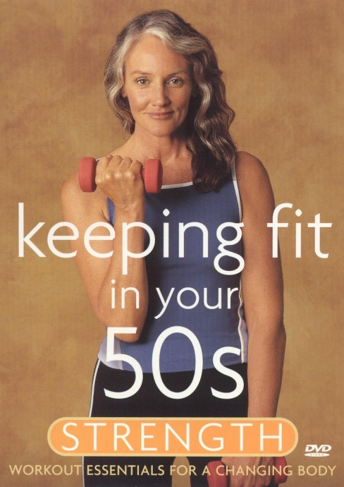 Keeping fit in your 50s:Strength (DVD) - image 1 of 1