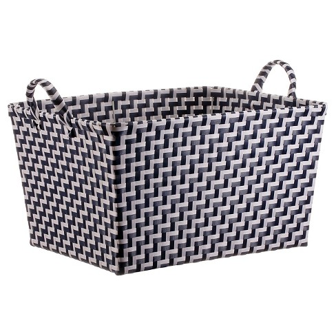 Rectangle Weave Decorative Basket - Pillowfort™ - image 1 of 1
