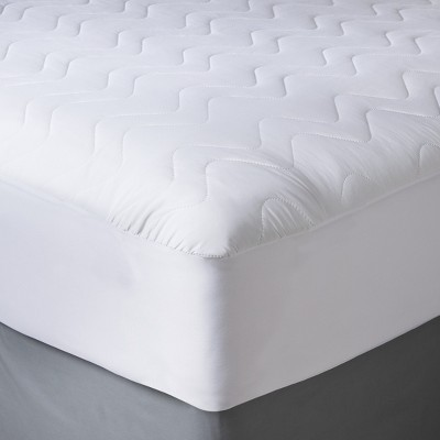 Waterproof Mattress Pad (King)White - Room Essentials™