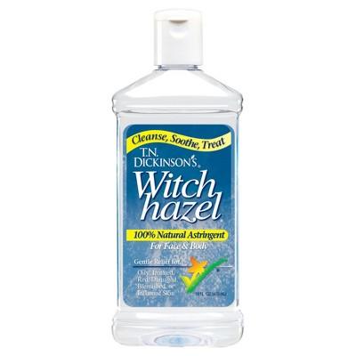 T.N. Dickinson's Witch Hazel Liquid 16 oz.