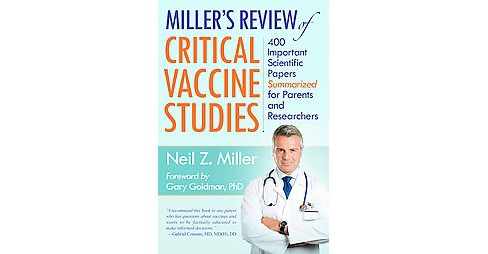 Miller's Review of Critical Vaccine Stud (Paperback) - image 1 of 1