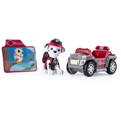Paw Patrol Mission Paw - Marshall's Rescue Rover - Figure and Vehicle - image 1 of 3