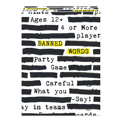 Banned Words Board Game