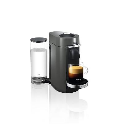 Nespresso Vertuo Plus Deluxe Coffee and Espresso Machine by De'Longhi - Titan