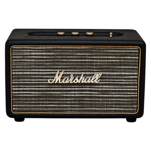 Marshall Acton Bluetooth Speaker - Black (04091802) - image 1 of 5