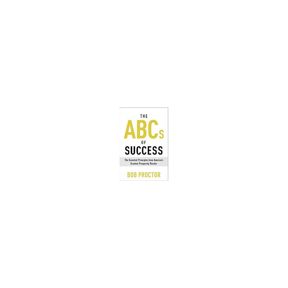 The Abcs of Success (Unabridged) (Compact Disc)