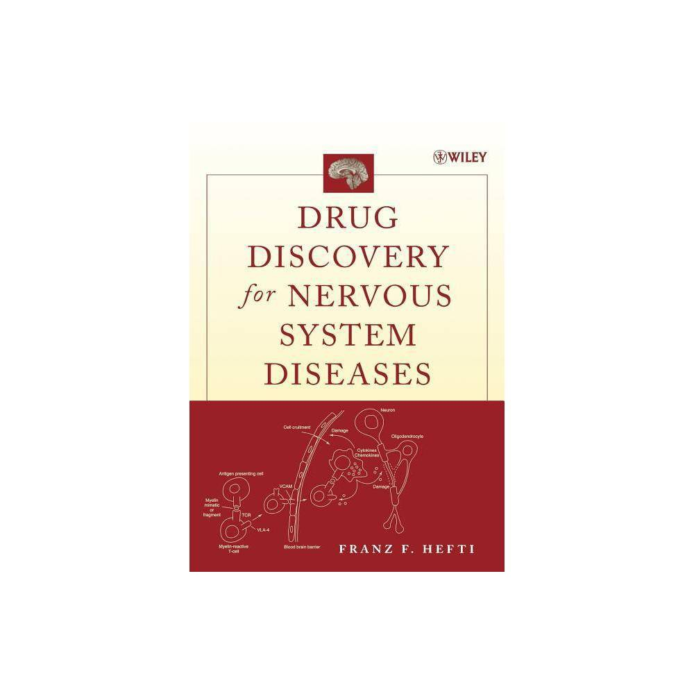 Drug Discovery For Nervous System Diseases By Franz F Hefti Paperback