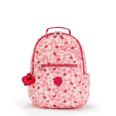"Kipling Seoul Large Printed 15"" Laptop Backpack"