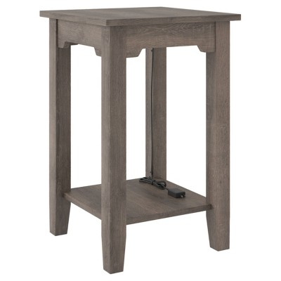 Arlenbry Chair Side End Table Gray - Signature Design by Ashley