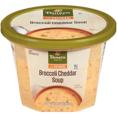 Panera Bread at Home Broccoli Cheddar Soup - 16oz