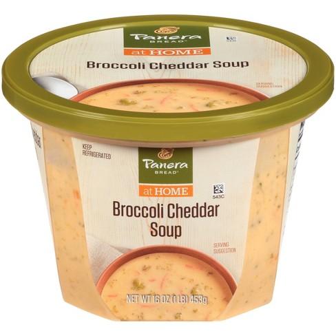 Panera Bread at Home Broccoli Cheddar Soup - 16oz - image 1 of 4