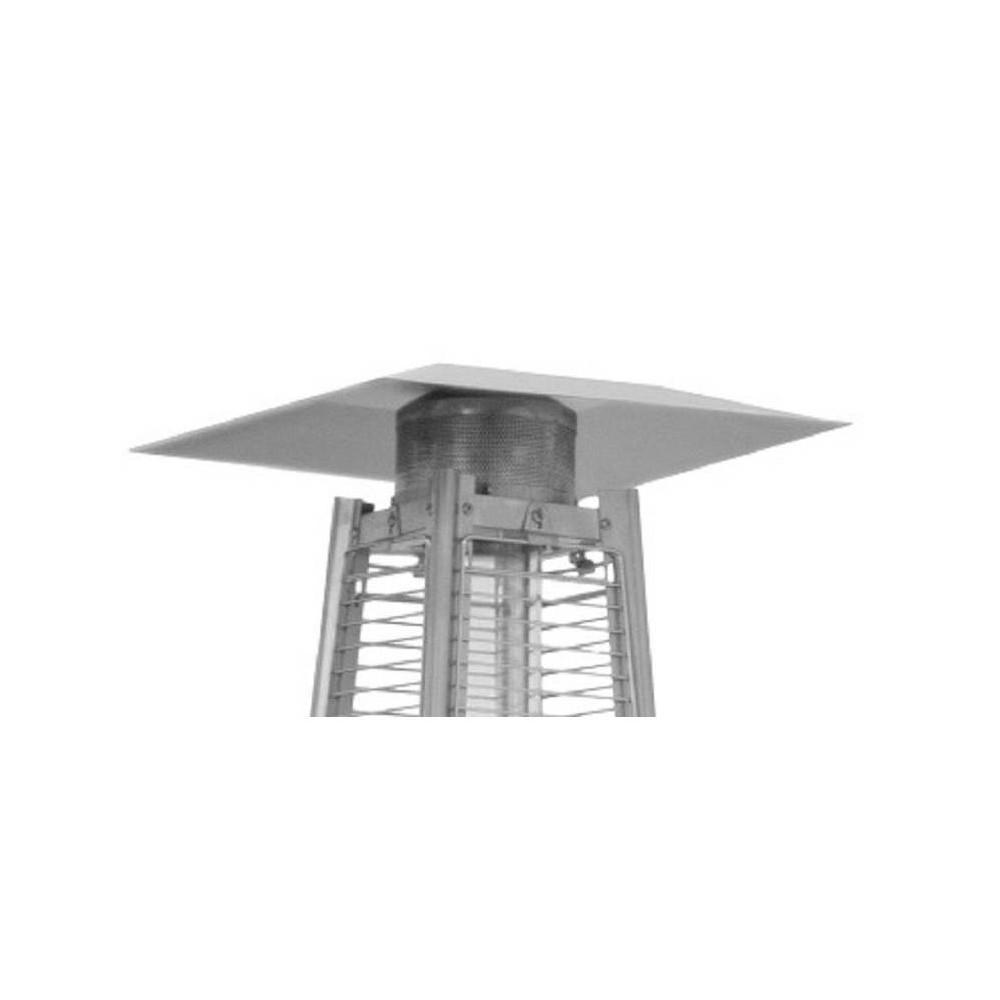 Az Patio Heaters Tall Quartz Glass Tube