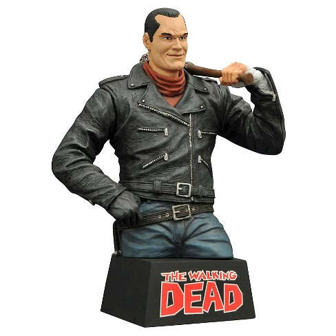 Diamond Select Toys Walking Dead Bust Bank Negan - image 1 of 1
