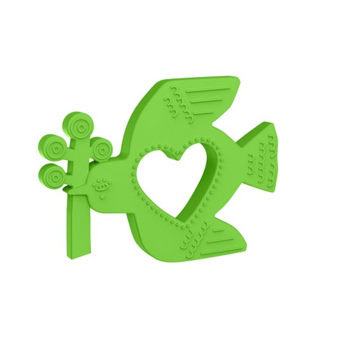 Manhattan Toy Silicone Teether Bird - image 1 of 3