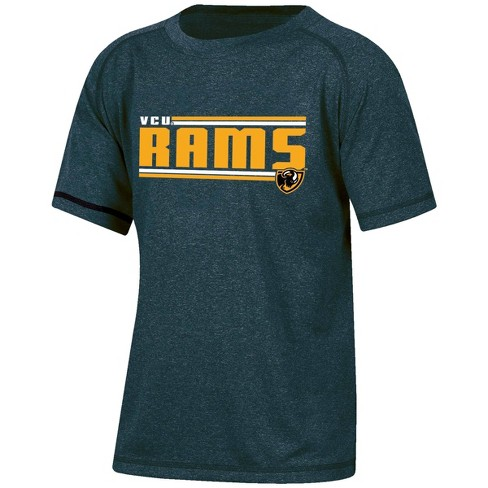 NCAA VCU Rams Boys' Short Sleeve Performance T-Shirt - image 1 of 2