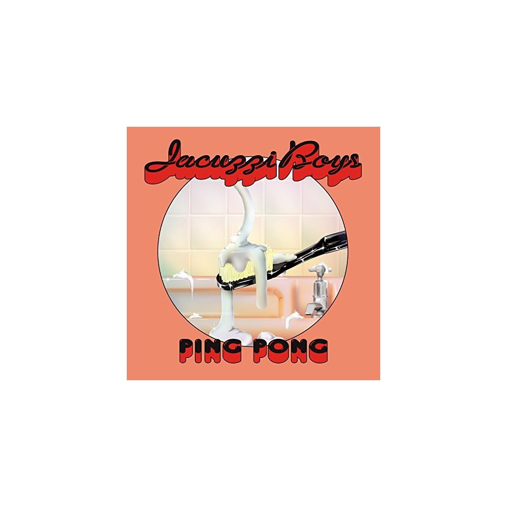 Jacuzzi Boys - Ping Pong (CD)