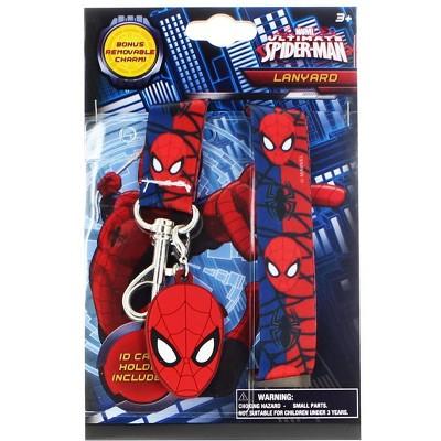 Nerd Block Marvel Ultimate Spider-Man Lanyard