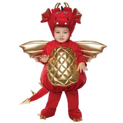 Kids' Dragon Halloween Costume S