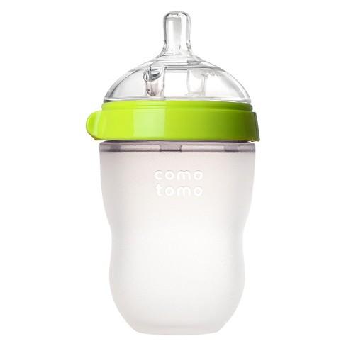 Comotomo Silicone Baby Bottle 8oz - image 1 of 3