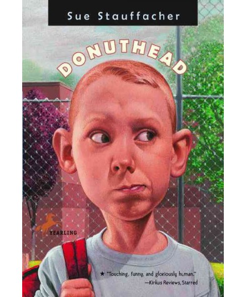 Donuthead -  Reissue by Sue Stauffacher (Paperback) - image 1 of 2
