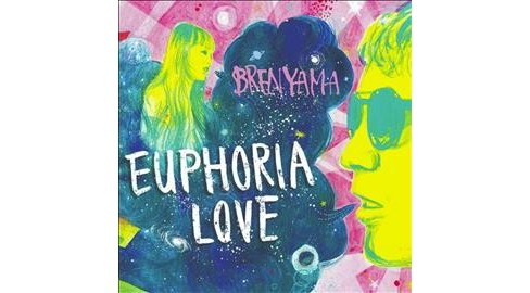 Brenyama - Euphoria Love (CD) - image 1 of 1