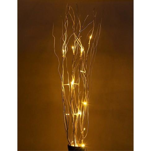 Lightshare 36 16 Led Natural Twig Branch Light For Home Decoration