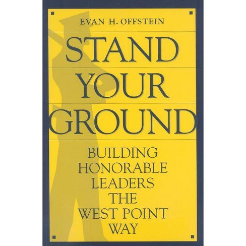 Stand Your Ground - by  Evan H Offstein (Paperback) - image 1 of 1