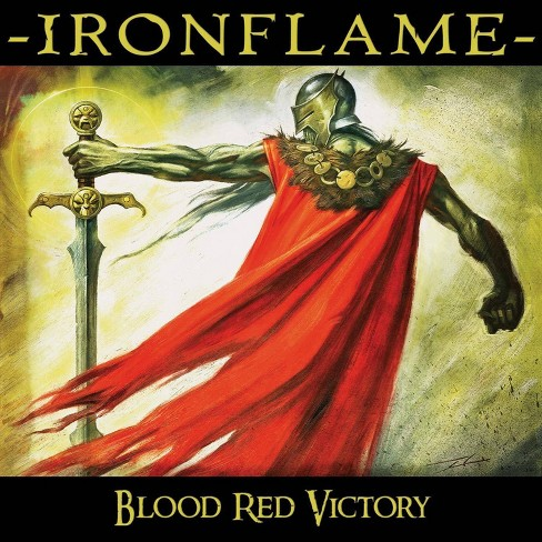 Ironflame - Blood Red Victory (CD) - image 1 of 1