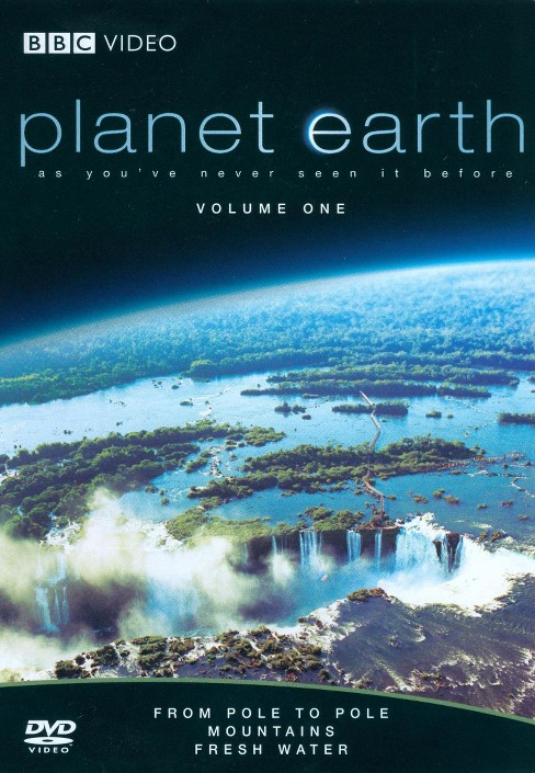 Planet Earth, Vol. 1: From Pole to Pole/Mountains/Fresh Water - image 1 of 1
