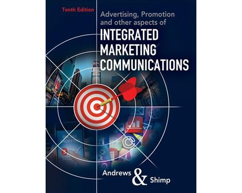Advertising, Promotion, and Other Aspects of Integrated Marketing Communications -  (Paperback) - image 1 of 1