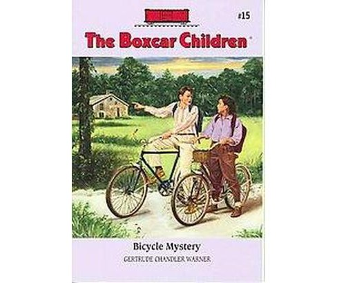 Bicycle Mystery (Reprint) (Paperback) (Gertrude Chandler Warner) - image 1 of 1