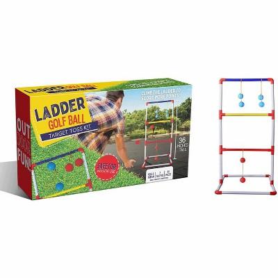 Anker Play Ladder Golf Ball Target Toss Outdoor Family Game