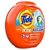 Tide PODS Coldwater Clean Laundry Detergent Pacs - 61ct - image 2 of 3