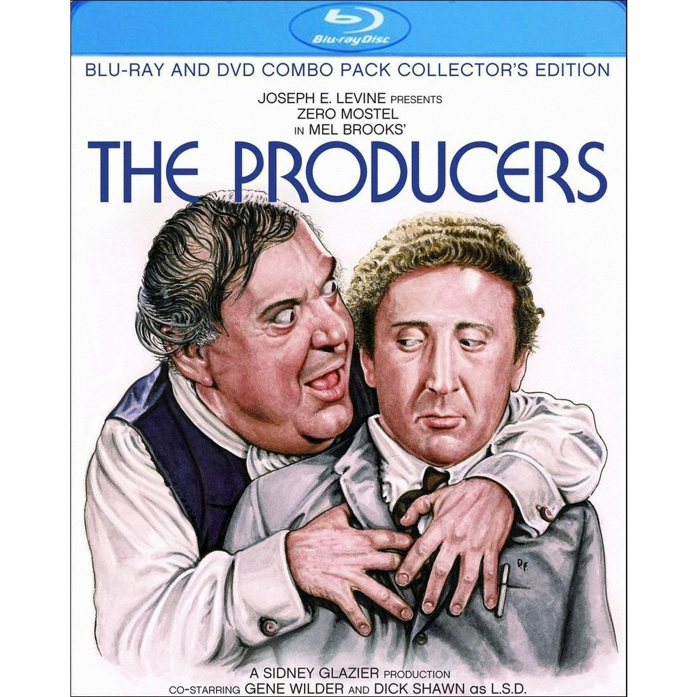 Producers (Collector's Edition) (Bd/D (Blu-ray)
