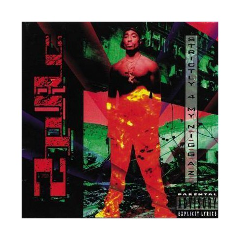 2Pac - Strictly 4 My N.I.G.G.A.Z. (EXPLICIT LYRICS) (Vinyl) - image 1 of 1