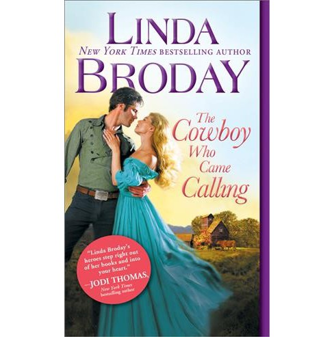 Cowboy Who Came Calling (Paperback) (Linda Broday) - image 1 of 1