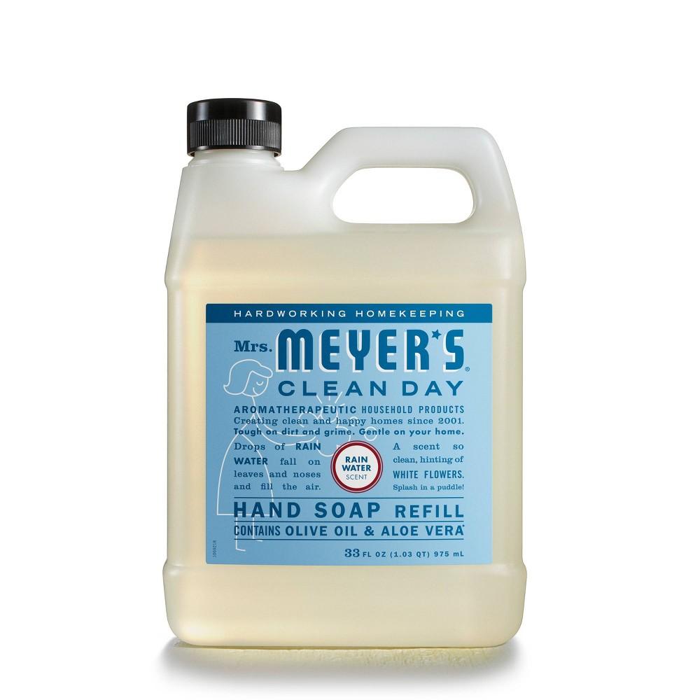 Image of MMCD Rainwater Hand Soap Refill - 33oz