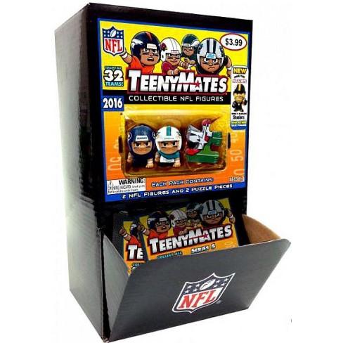 NFL TeenyMates Football Series 5 Linemen Mystery Box [32 Packs] - image 1 of 2