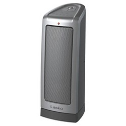 Lasko Tower Indoor Heater w/ Electric Control Gray 1500W CT16558/CT16511