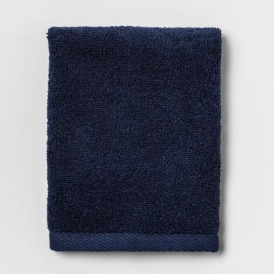 Cotton Washcloth Oxford Blue - Project 62™ + Nate Berkus™